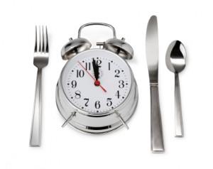 clock-meal
